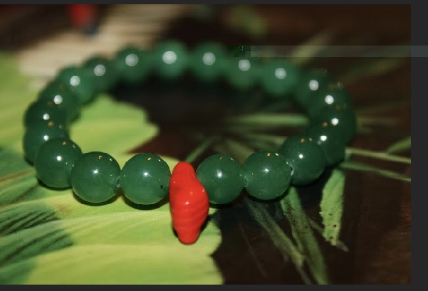 Bracelet traditionnel Colombie-La Mano de la Diosa