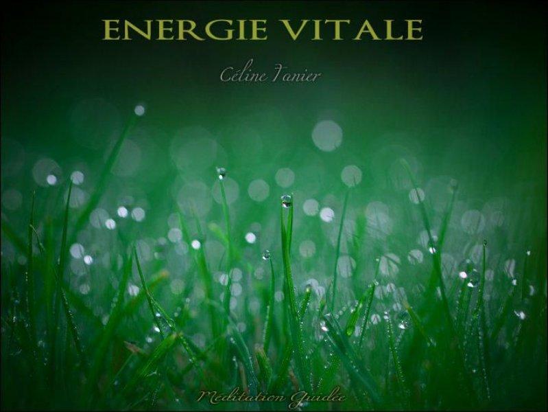 ENERGIE VITALE Méditation
