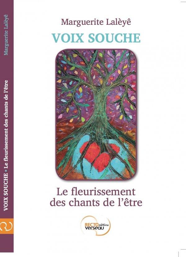 Livre de Marguerite Lalèyê : Voix souche