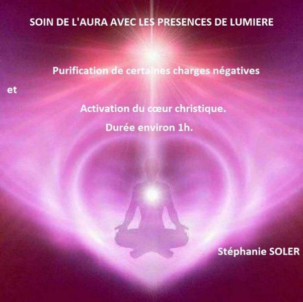Visio-Soin de l'Aura ou Aura-Thérapie