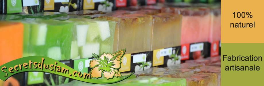 Découvrez notre gamme de savons et baumes naturels
