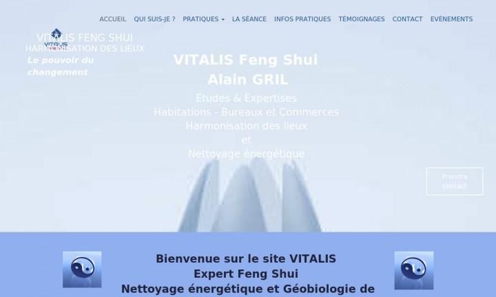 Alain Gril -  VITALIS Feng Shui