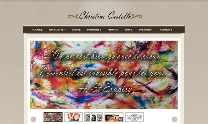 Christine Castella